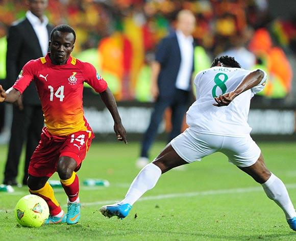 Big scouts watch Solomon Asante
