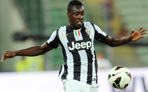 Boakye-Yiadom could be heading for Juventus exit