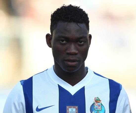 Christian Atsu wants to leave Porto