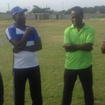 New Aduana Stars coach Sarpong meets technical team and players
