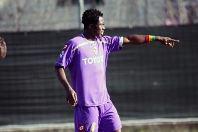 Daniel Kofi Agyei is set to join Siena