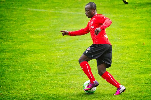 Helsingborg newboy Ema Boateng speaks on life in Sweden and career goals