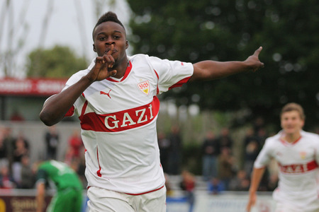 Erich Berko scored for Stuttgart II in their win on Saturday