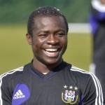 VIDEO: Frank Acheampong scores as Anderlecht crash Gent in Belgian Pro League