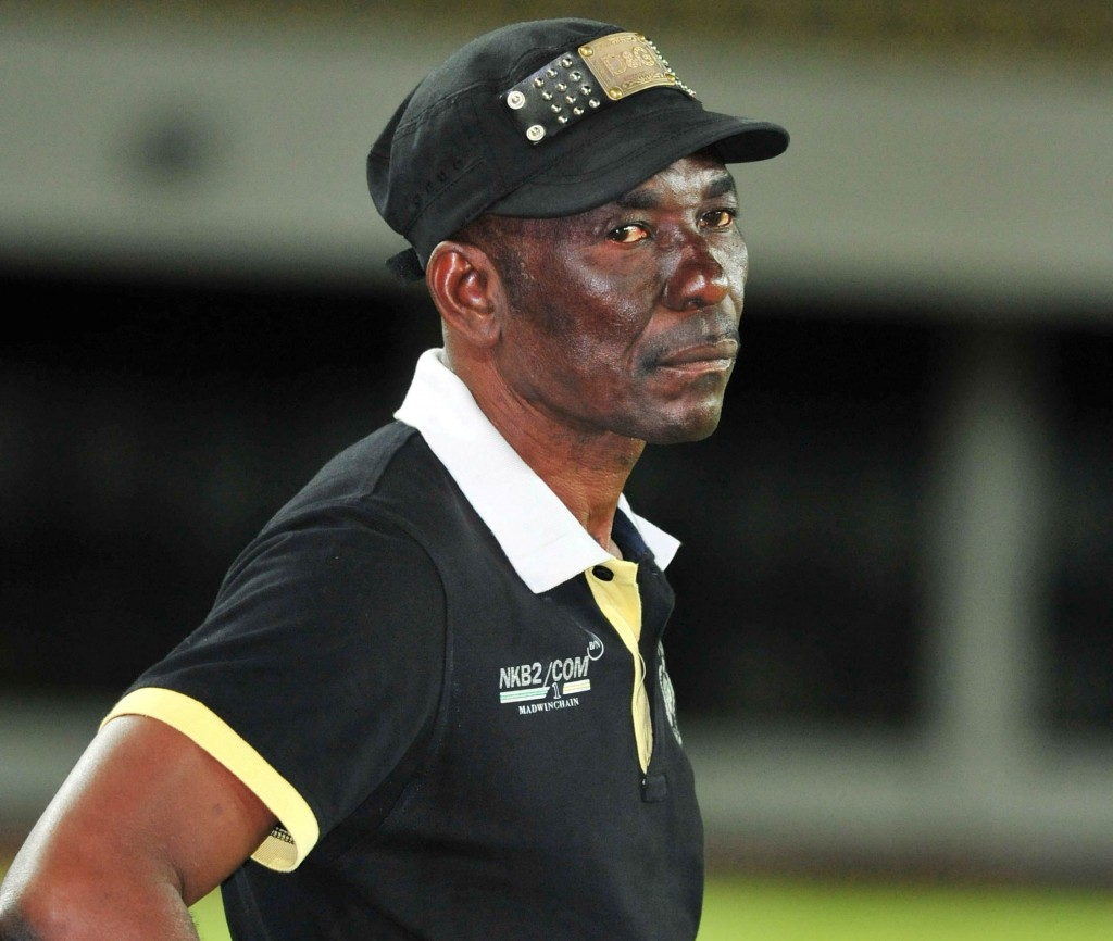 JE Sarpong signs one-year contract to coach Aduana Stars