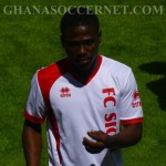 Ebenezer Assifuah powers FC Sion U21s to victory in league game