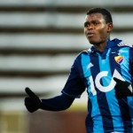 VIDEO: Ghanaian youngster Donyoh scores for Djurgarden in home draw against Hacken