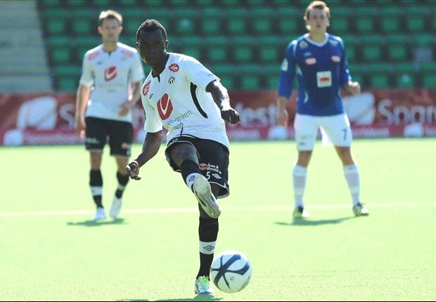 Ghanaian starlet Koomson keen to gel with Mahatma Otoo at Sogndal