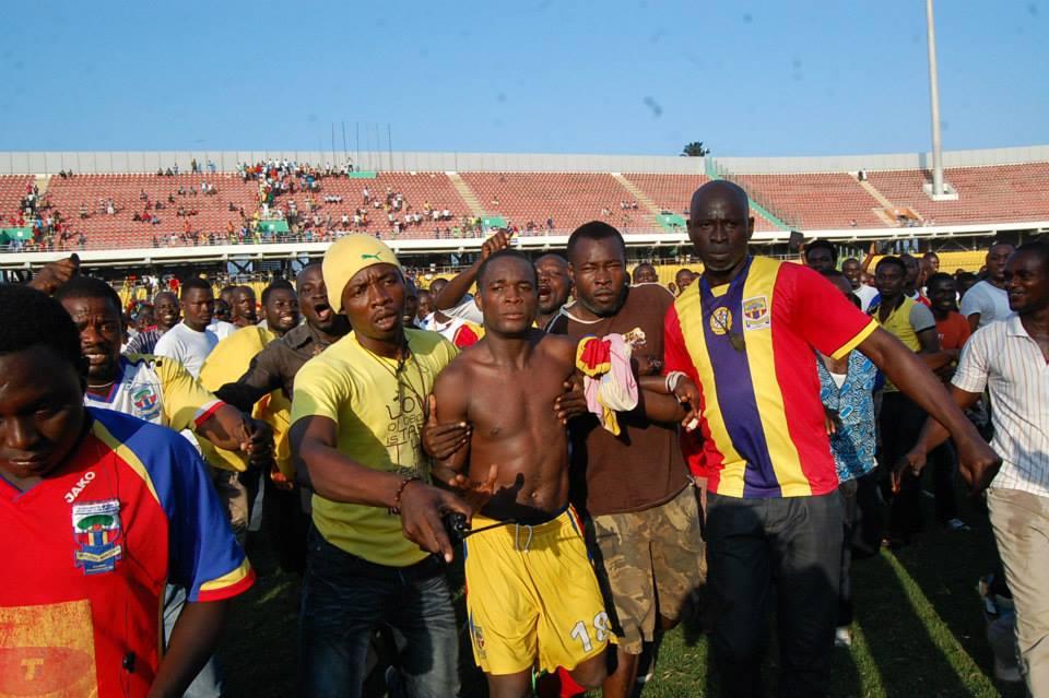 Famous Hearts of Oak supporter Kanawu is DEAD