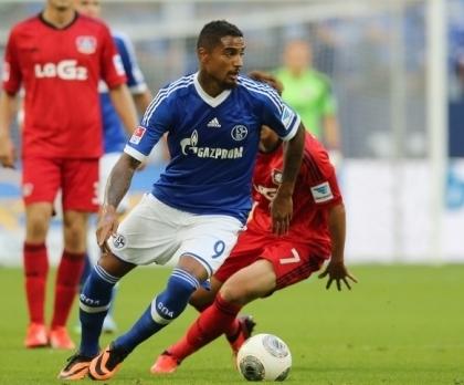 Kevin-Prince Boateng makes winning debut for Schalke