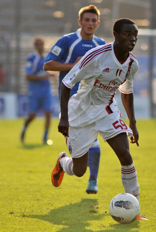 Catania keen on landing Kingsley Boateng