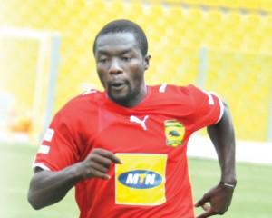 Kofi Nti Boakye to offer Kotoko $75,000 as a gift in his controversial transfer
