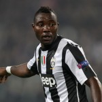 WATCH LIVE: Kwadwo Asamoah starts for Juventus vrs Lazio in Italian Super Cup