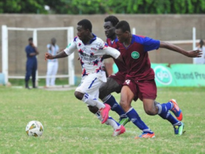 Kwame Boahene cleared to join Medeama