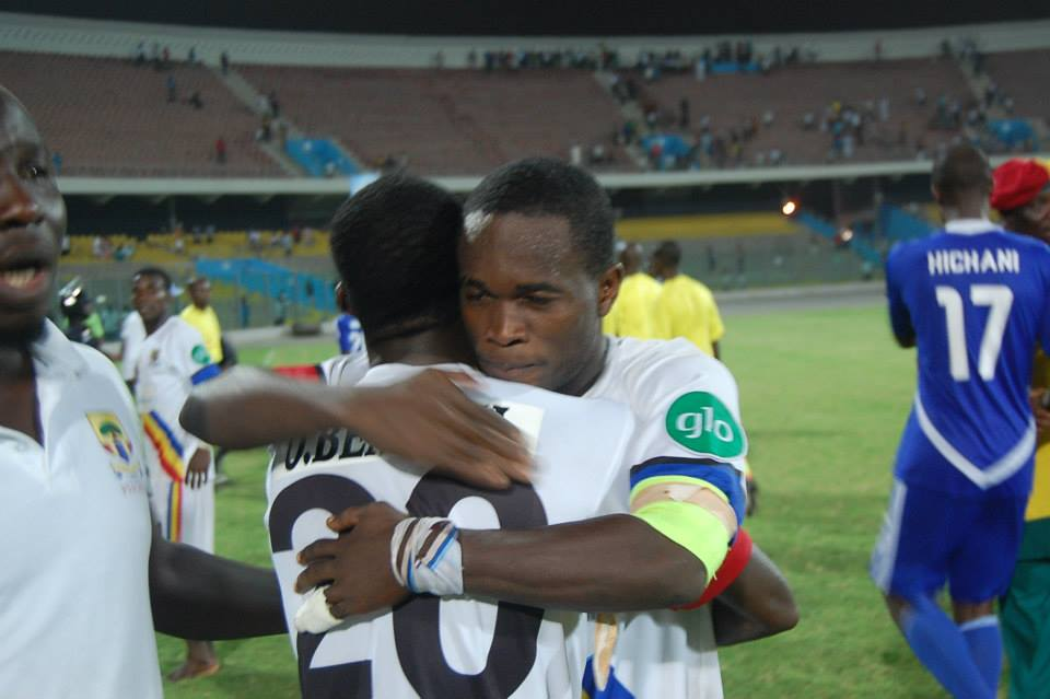 EXCLUSIVE: Mahatma Otoo leaves Belgium after Hearts refuse to allow striker prolong Club Brugge trial spell