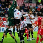 Mahatma Otoo see full time action for Sogndal in Brann defeat, Ashia unused