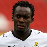 Chelsea star Michael Essien makes shock Ghana return after two-year absence