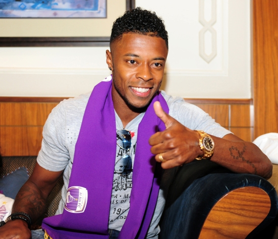 Michel Bastos arrives in Abu Dhabi to seal move to Al Ain