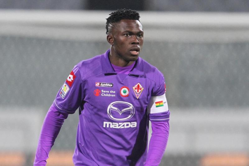 Midfielder Kofi Agyei yet to find club as Fiorentina want to send youngster on loan