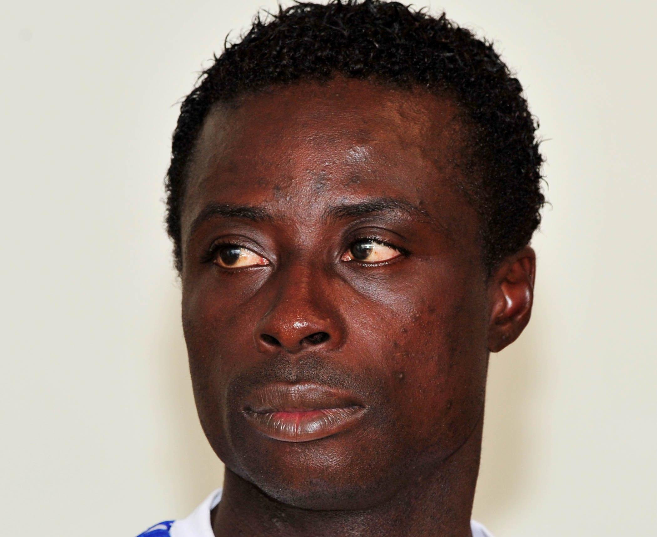 Crocked Charles Taylor still a Berekum Chelsea player