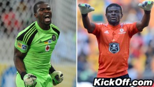 Orlando Pirates coach Roger de Sa has told His Ghanaian goalkeeper Fatau Dauda that he will find it tough to knock Senzo Meyiwa from his pedestal.
