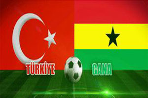 Ghana are currently playing Turkey in n international friendly in Istanbul and you can follow the live updates of the match here on GHANAsoccernet.com, Ghana's leading football news website.