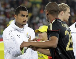 Kevin-Prince Boateng: 'AC Milan ready for PSV in Champions League'