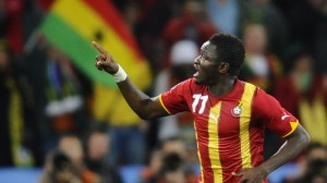 AC Milan midfielder Sulley Muntari is confident Ghana will maintain cool heads in next month's final group stage match against Zambia in the qualifying for the 2014 FIFA World Cup.
