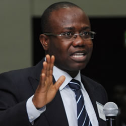 Kwesi Nyantakyi has leadership, integrity and leadership – Sierra Leone FA Boss