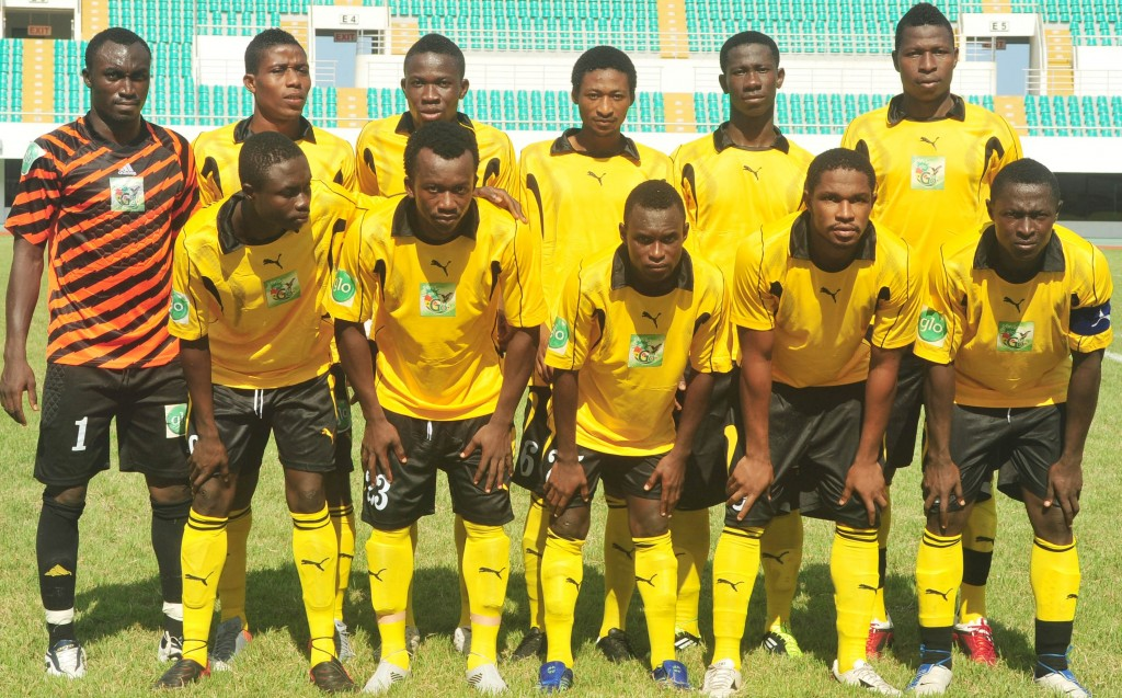 AshantiGold cut Liberty to size at the Len Clay
