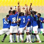 Aduana punish debutants Inter Allies