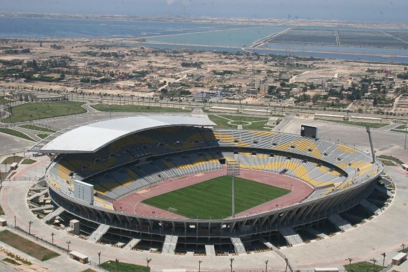 Image result for Borj Al Arab Stadium (Egypt)