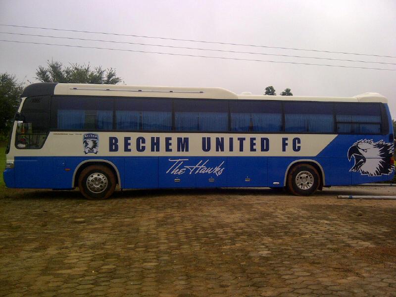 Bechem United acquire new bus for Premier League