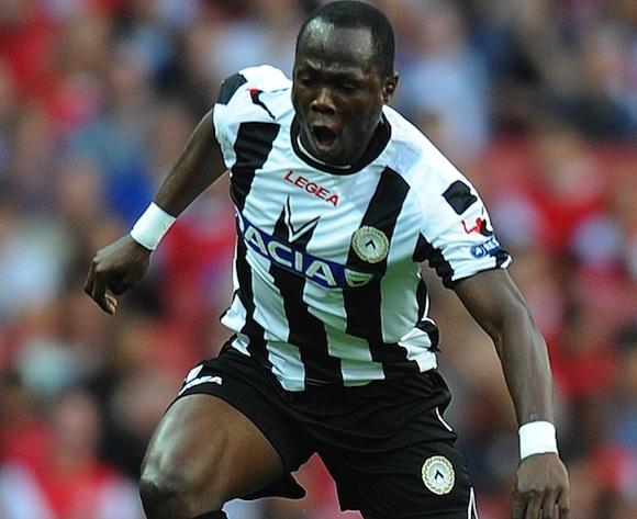Ghana midfielder Agyeman-Badu set to sign Udinese contract extension