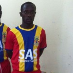 Emmanuel Hayford fit for Hearts against Inter Allies