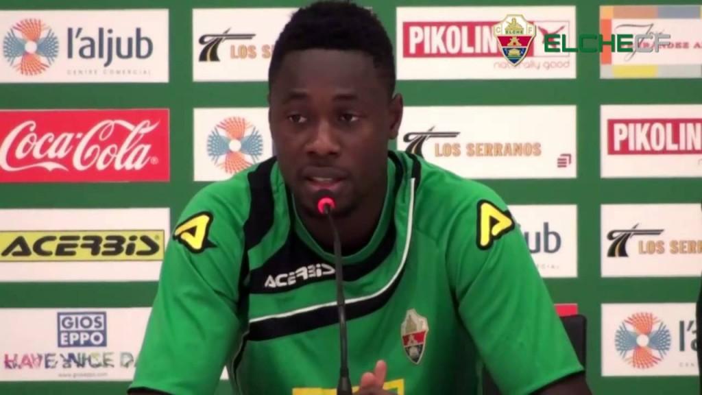 VIDEO: Ghana striker Richmond Boakye scores against Real Madrid in Spanish top-flight