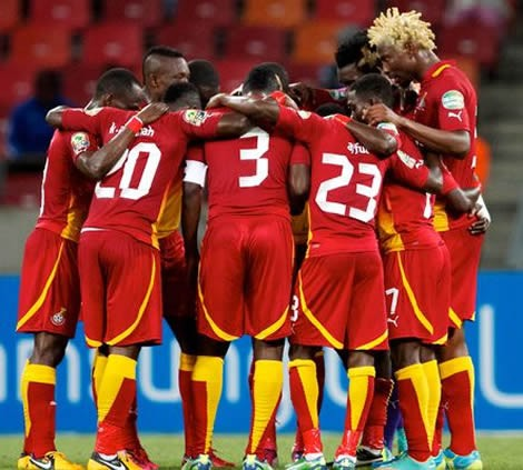 Ghana will host Egypt on October 15 in Kumasi