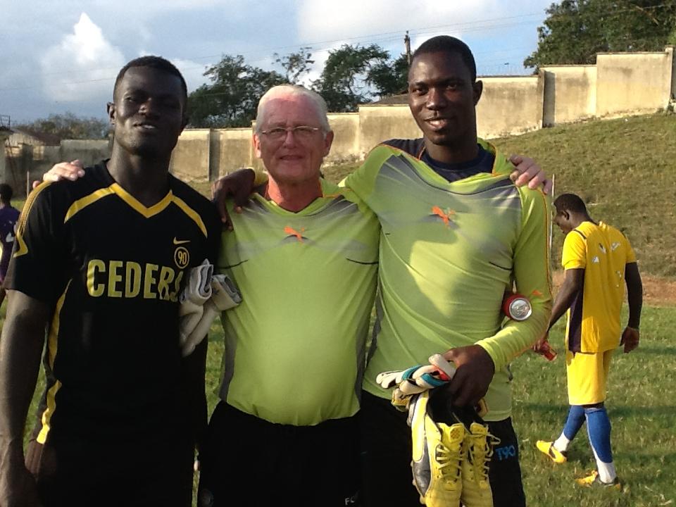 Hans goalkeepers