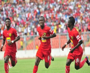 Ghana Premier League round up, Hearts, Kotoko record narrow wins