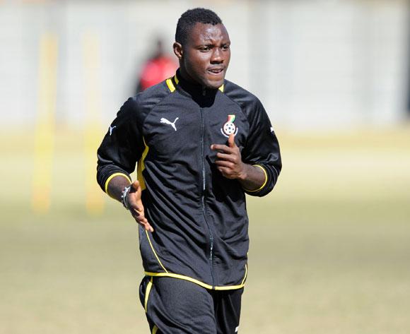 Kwadwo Asamoah arrives tonight to join Black Stars camp