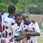 Honours even for Liberty Professionals and Wa All Stars