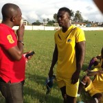Medeama stutter at home against Bechem