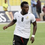 Essien to play key role in Ghana-Egypt clash, coach Appiah praises his incredible attitude