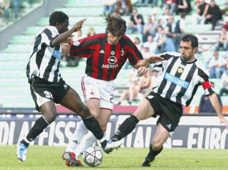 Kaka will be perfect for Milan's attacking system - Muntari