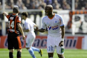 Video: Watch goal scored by Andre Ayew as Marseille beat Lorient