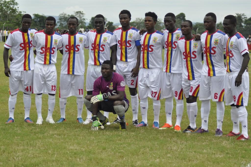 Ghana Premier League: Team of the Week 1