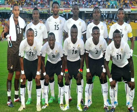 Ex-Ghana star Addo lavishes praise on Black Stars for massive commitment