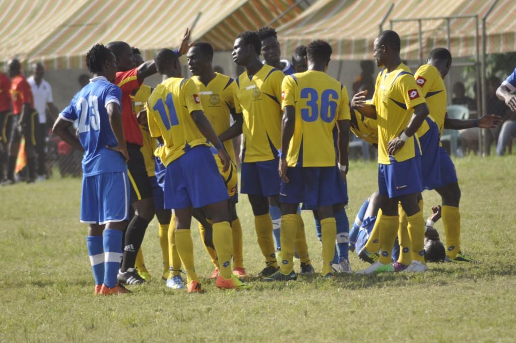 Ghana Premier League Team of the Week VIII