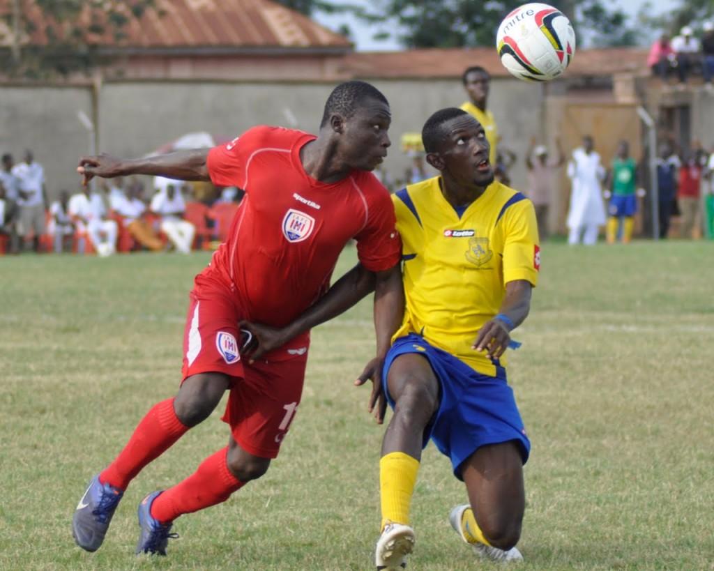 PHOTOS: New Edubiase United against Inter Allies