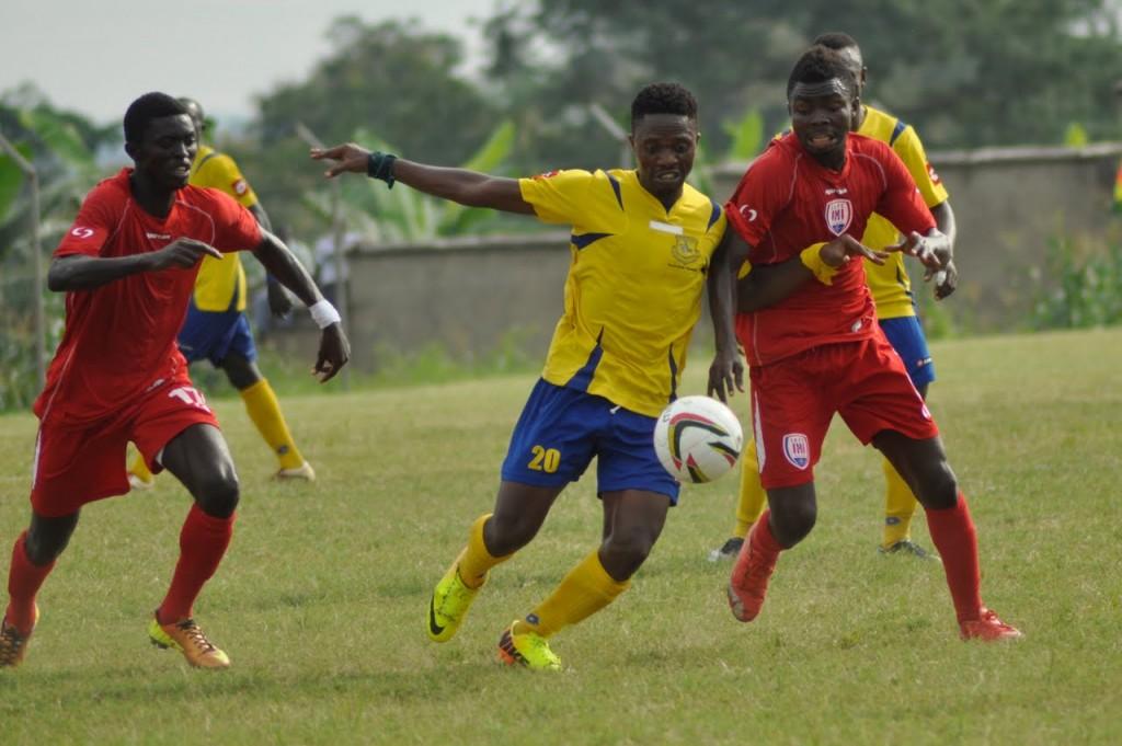 Asiedu Attobrah takes charge